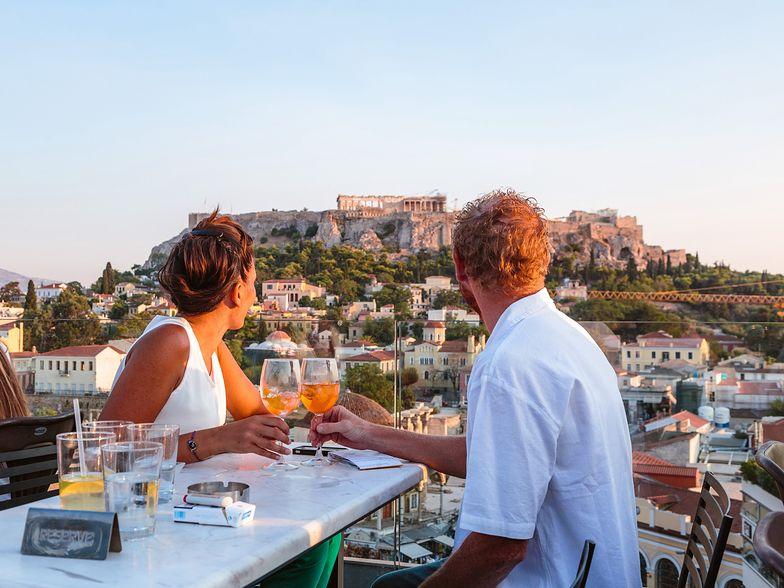 25 proc. PKB Grecji pochodzi z turystyki. Kraj już otworzył się na zagranicznych turystów, w tym Polaków.
