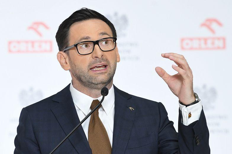 """Daniel """"Skuteczny"""" Obajtek. Jak szef Orlenu staje się drugim najpotężniejszym prezesem w Polsce"""