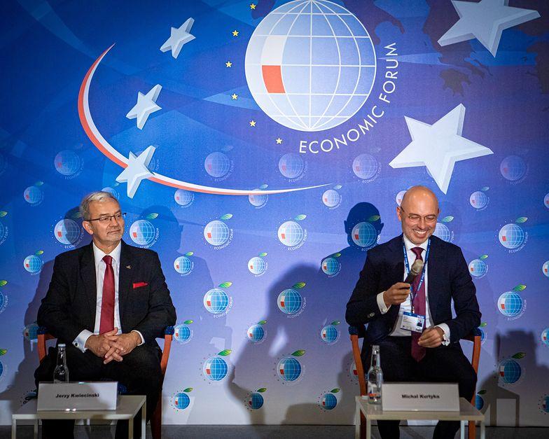 Jerzy Kwieciński, prezes PGNiG: - Transformacja energetyczna nie będzie możliwa bez gazu.