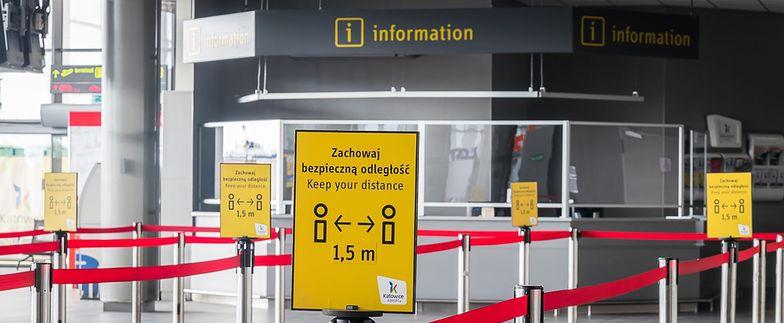 Władze lotniska w Pyrzowicach uważają, że Grecja źle zinterpretowała rekomendacje europejskiej agencji ds. lotnictwa.