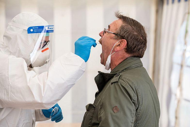 W rzeźni przeprowadza się testy na obecność koronawirusa (zdj. ilustracyjne).