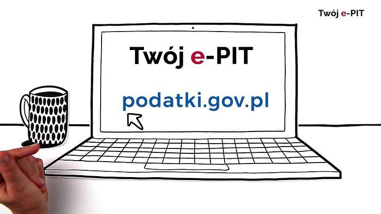 """Polacy """"rzucili się"""" na e-PIT-ty. Resort finansów pokazuje interesujące dane"""