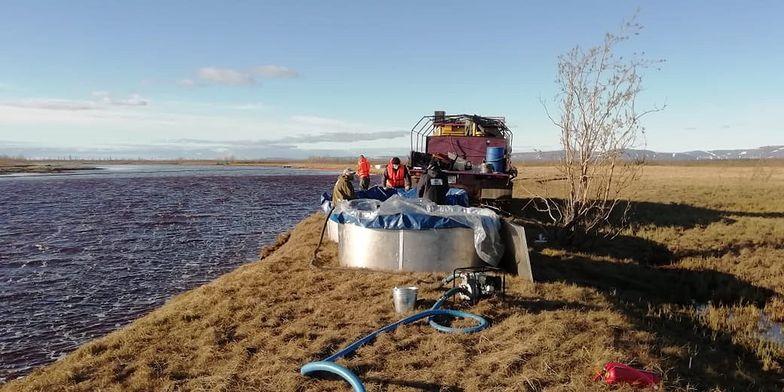 Katastrofa ekologiczna w Arktyce to kolosalne skutki dla środowiska.