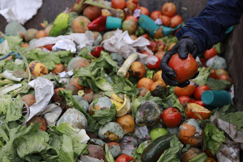 Żywność. Każdego roku w Polsce marnujemy 9 mln ton jedzenia