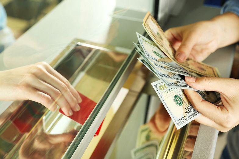 Kursy walut. Złoty słabszy po konferencji prezesa NBP