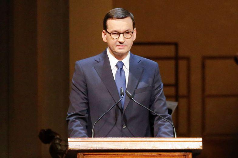 Mateusz Morawiecki w środę przedstawi szczegóły drugiego etapu odmrażania gospodarki.