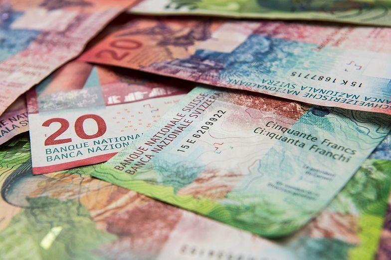 Kurczy się liczba kredytów frankowych. Każdego roku coraz mniej