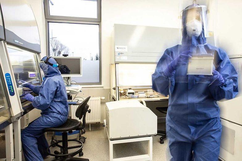 U 233 pracowników przetwórni drobiu wykryto koronawirusa.