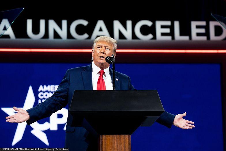 Sąd uchylił decyzję Trumpa. Kurs akcji chińskiego koncernu wystrzelił