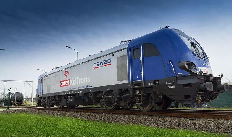 Newag dostarczył PKP Intercity 20 lokomotyw tego typu