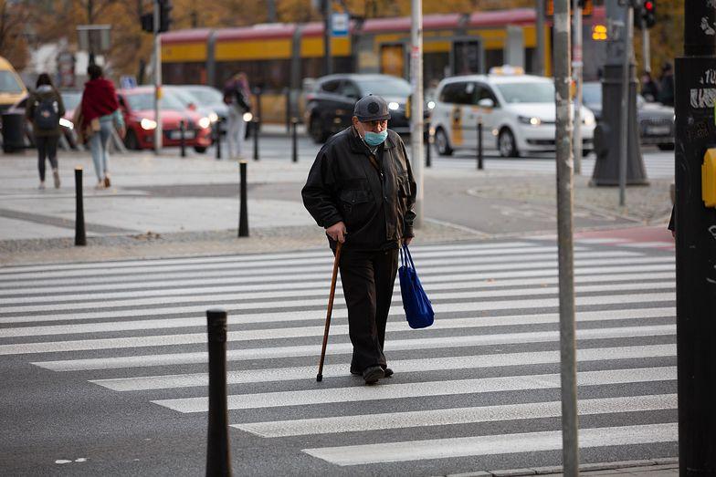 3 grosze miesięcznie. Oto najniższa emerytura w Polsce
