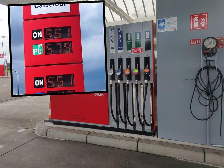 Coś dziwnego dzieje się z cenami paliw. Na stacji przy markecie nie oszczędzisz, wyjaśniamy dlaczego