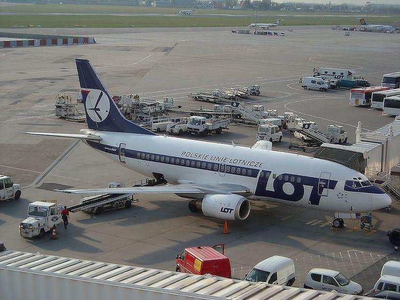 Lotnisko Kraków-Balice obsłużyło 205,6 tys. pasażerów w lipcu, o 74% mniej r/r