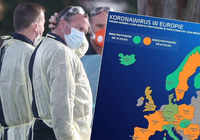 Koronawirus wcale nie zniknął. Niektóre kraje zaczynają drugi etap walki