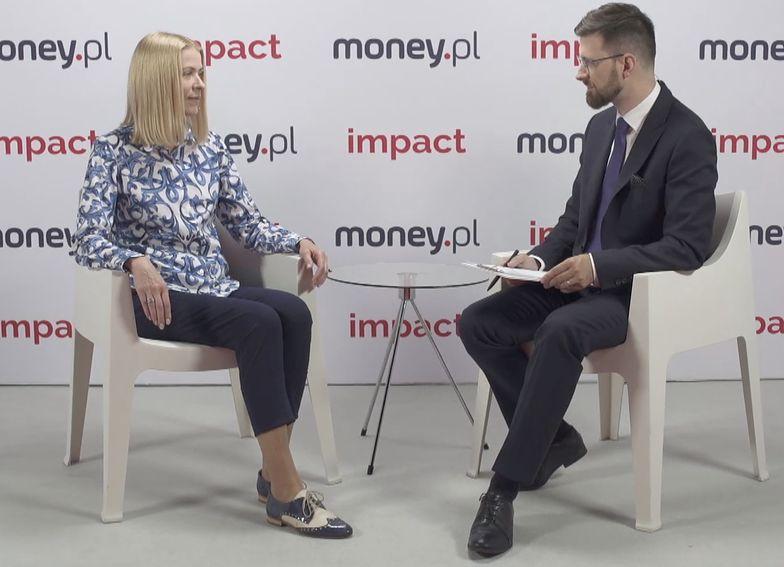 Kamila Kaliszyk, dyrektor ds. rozwoju rynku w polskim oddziale Mastercard Europe