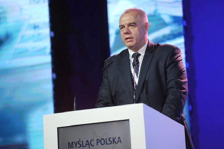 Sasin o Orlenie: silny koncern stanie się częścią polskiej gospodarki na pokolenia