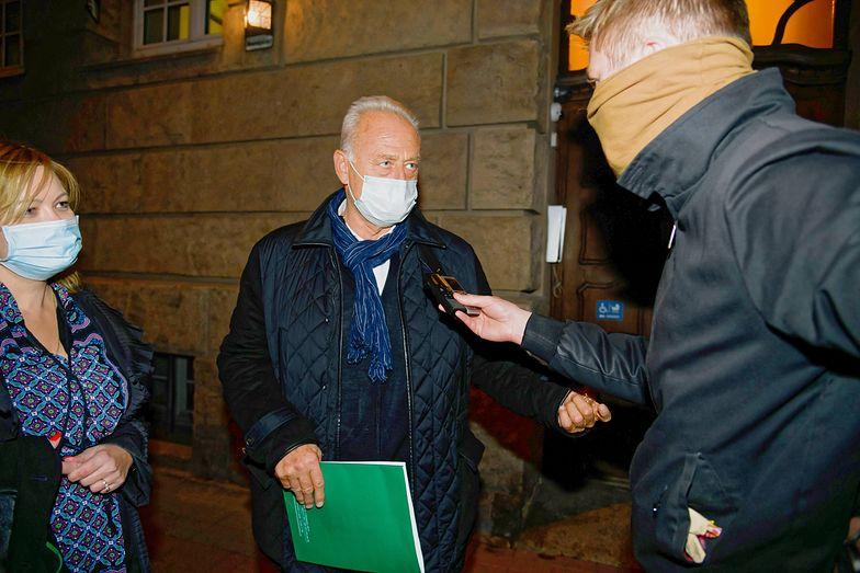 Ryszard Krauze zwolniony z tajemnicy bankowej. Sąd rozpatrzy zażalenie