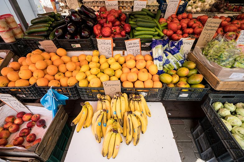 Ceny owoców w czerwcu wzrosły o 27 proc. względem ubiegłego roku.