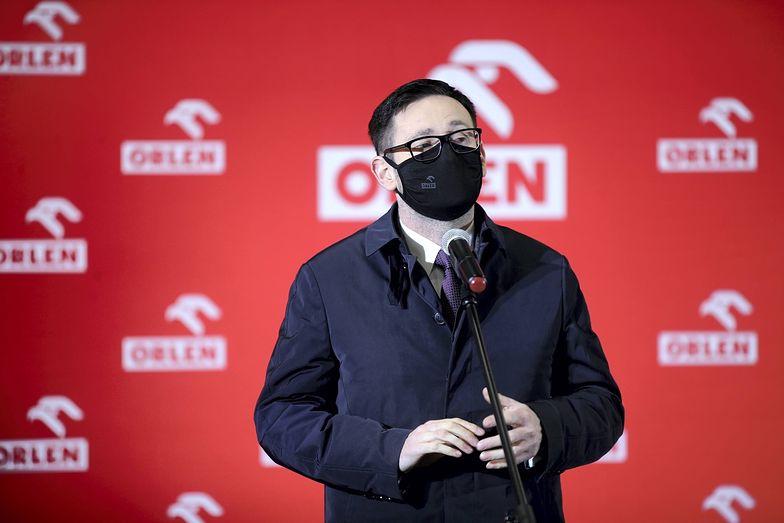 """""""Hucpa polityczna"""". Daniel Obajtek ostro o działaniach Adama Bodnara"""