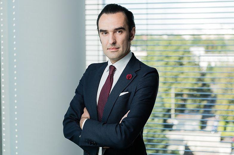 Adam Szlachta, członek zarządu, dyrektor finansowy American Heart of Poland