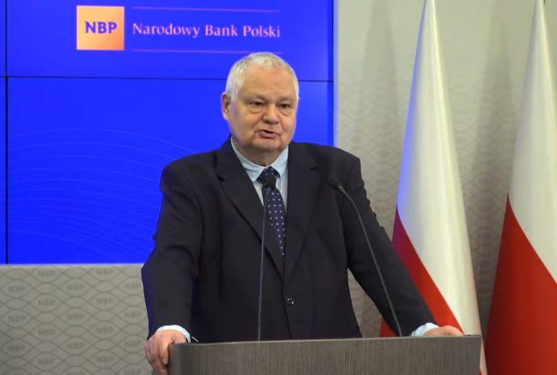 Glapiński: NBP nie dopuści do utrwalenia wysokiej inflacji. Co zamierza prezes?