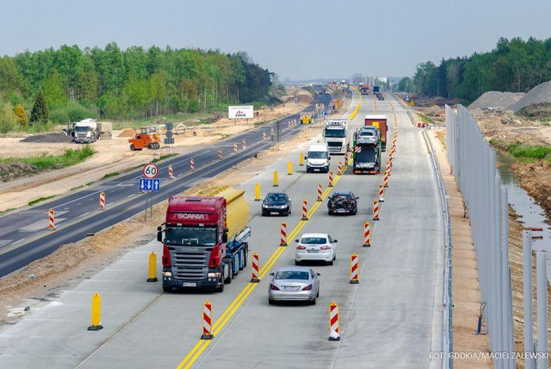 Powstanie nowy odcinek autostrady A1. Jest decyzja