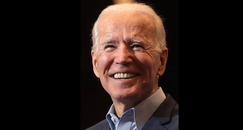 Były wiceprezydent Stanów Zjednoczonych Joe Biden.