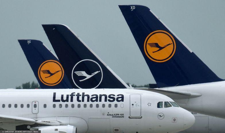 Lufthansa wznawia loty z Katowic. Na początek do Frankfurtu