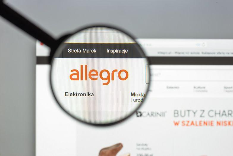 Fundusze planują publiczną ofertę akcji Allegro - prasa