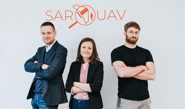 Drony mogą ratować życie. Przełomowy projekt naukowców z Wrocławia