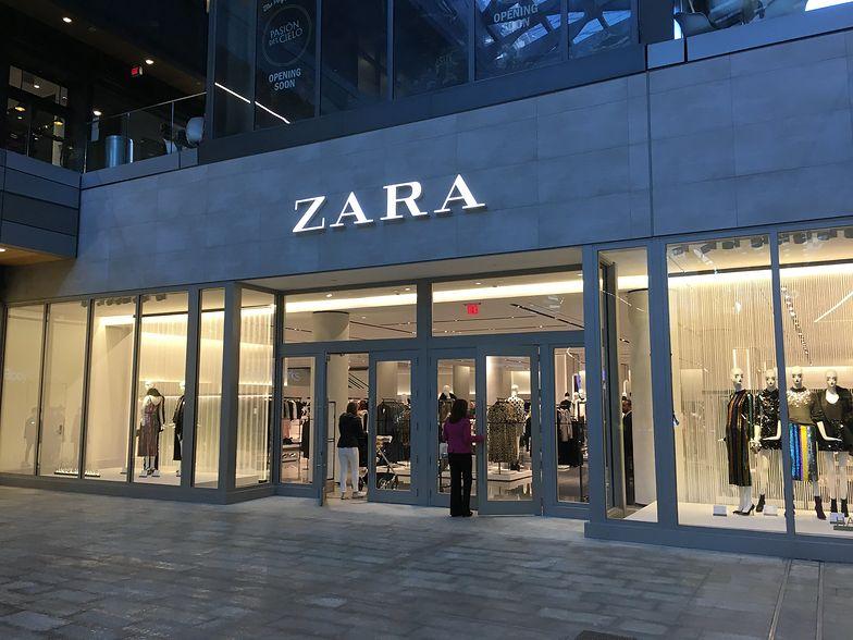 Właściciel Zary zamknie ponad 1000 sklepów. Głównie w Europie i Azji