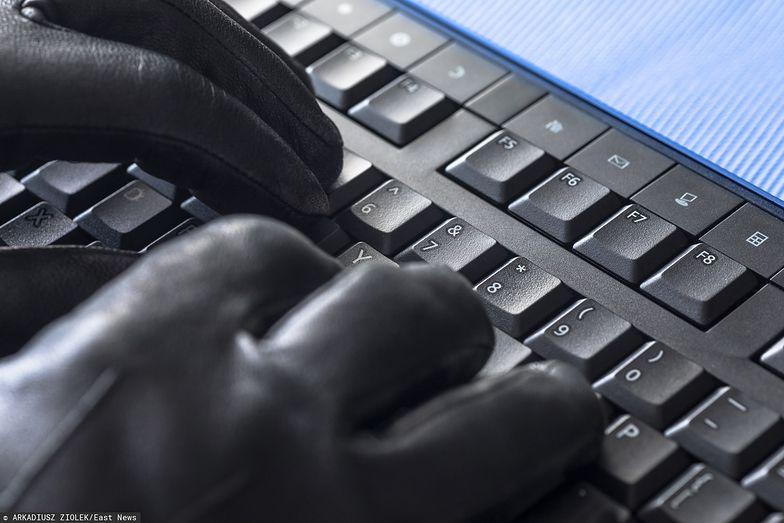 Cyberprzestępcy najczęściej atakują za sprawą podszywania się pod inne witryny internetowe.