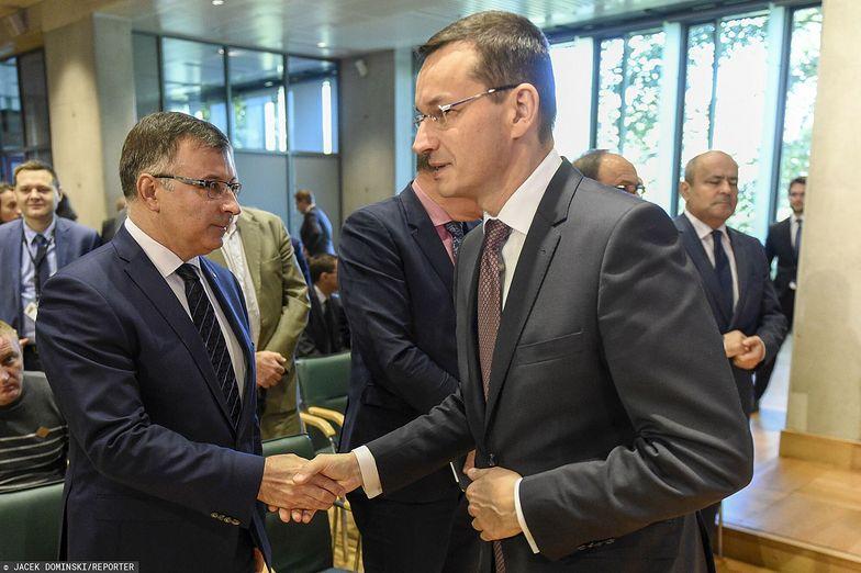 Zbigniew Jagiełło mówi pas. Sprawdzamy kulisy jego rezygnacji z PKO BP