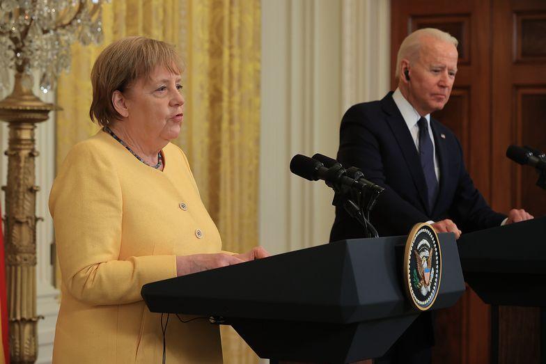 Nieoficjalnie: Jest porozumienie na linii USA-Niemcy. Chodzi o Nord Stream 2