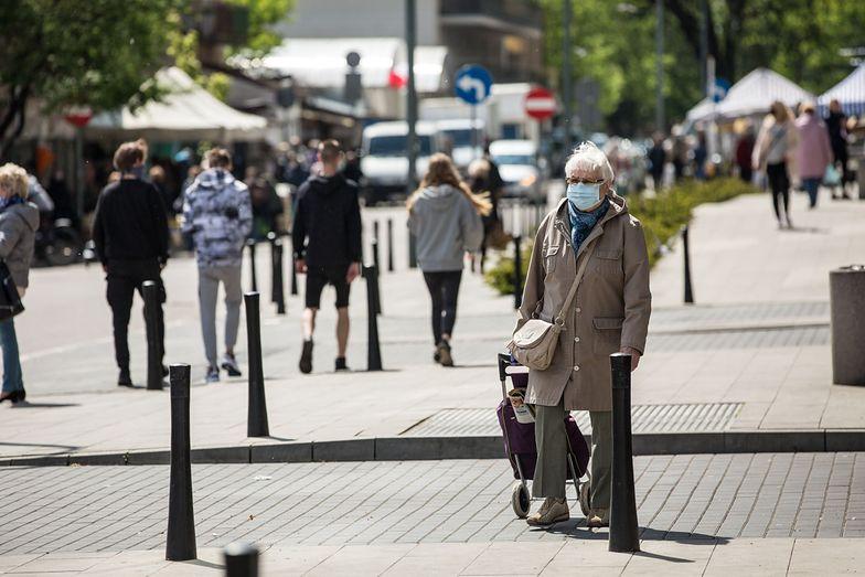 Rząd przyjął projekt zmian w naliczeniach emerytur dla rocznika 1953