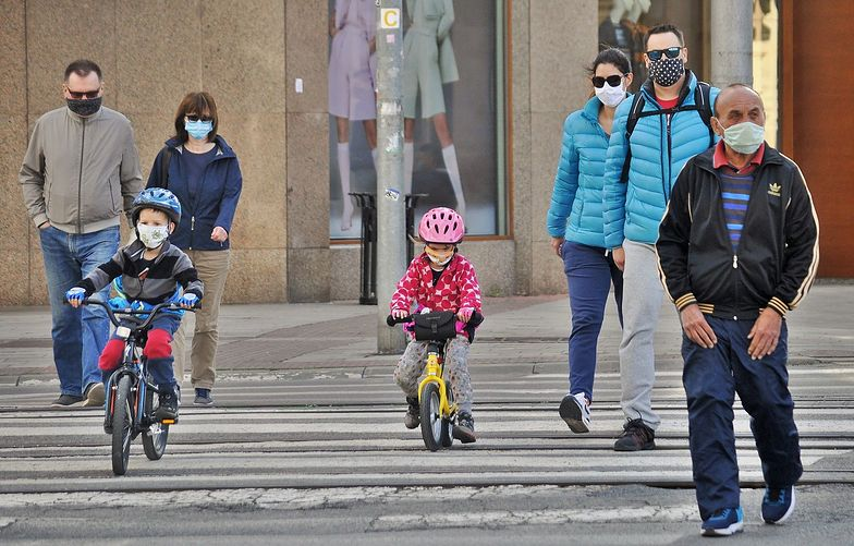 Raport wskazuje, że światowa gospodarka po pandemii zmieni się znacznie (zdj. ilustracyjne).