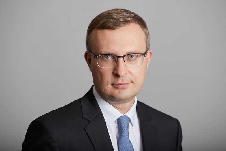 Paweł Borys, prezes PFR.