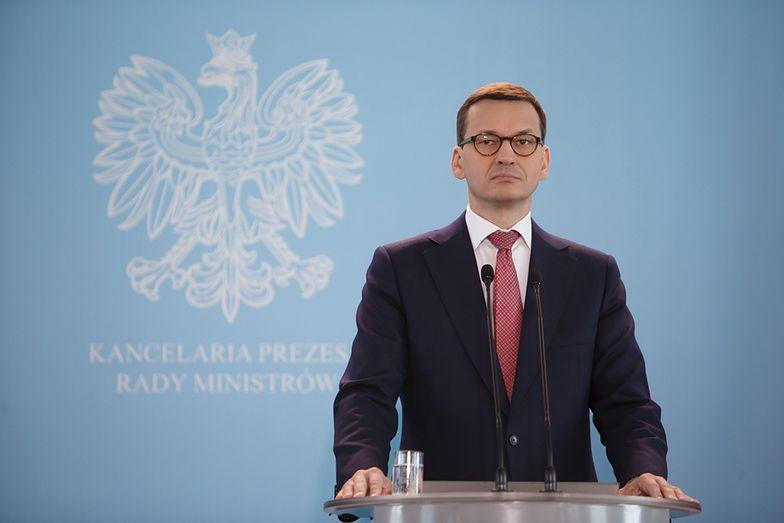 """Morawiecki w """"Handelsblatt"""": Skończyć z unikaniem podatków"""