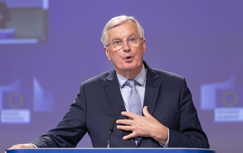 W interesie Wielkiej Brytanii leży uniknięcie braku porozumienia - uważa Michel Barnier.