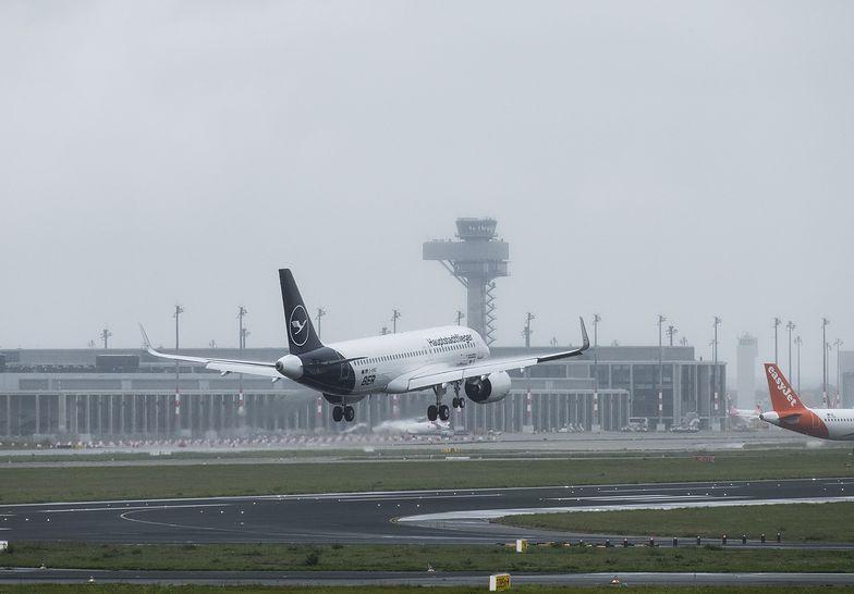 Otwarto Berlin Brandenburg - najbardziej pechowe niemieckie lotnisko