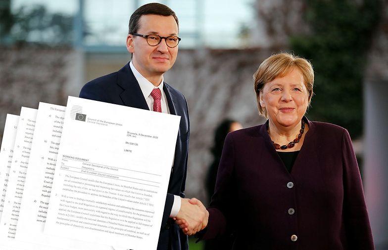 Budżet UE. Jest wstępny projekt kompromisu z Polską i Węgrami