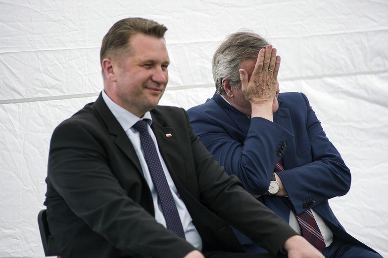 Nowa posada ministra Czarnka. Będzie nadzorował rozwój reaktorów jądrowych