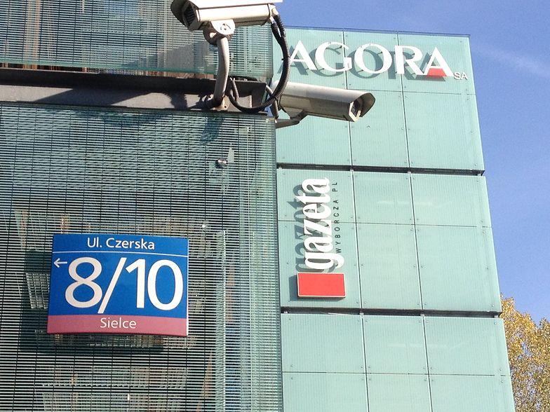 Agora dostała pierwszą transzę pomocy.