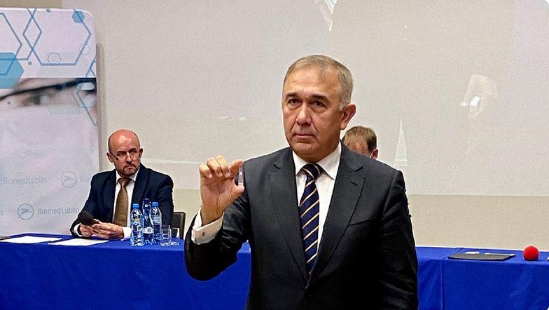 Polski lek na COVID-19. Biomed Lublin złożył wniosek do Agencji Badań Medycznych