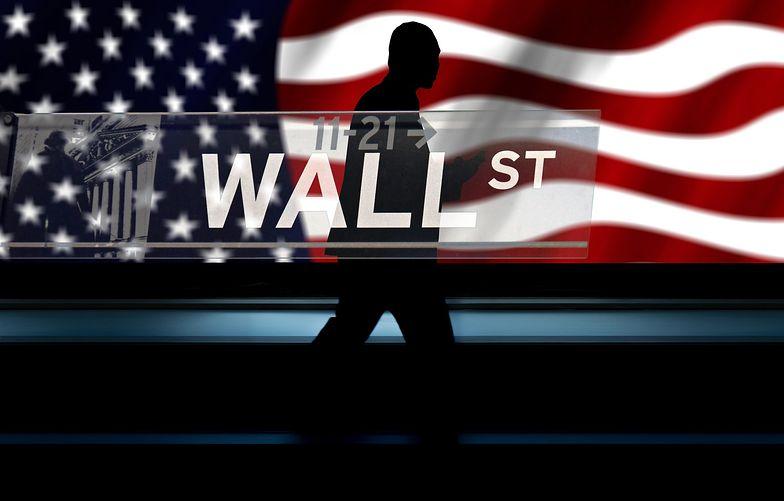 Kursy walut. Na Wall Street impreza trwa w najlepsze. To sprzyja złotemu