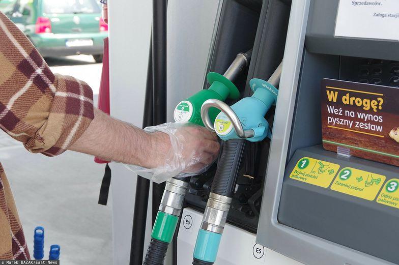 Ceny paliw. Benzyna najdroższa od ponad 6 lat