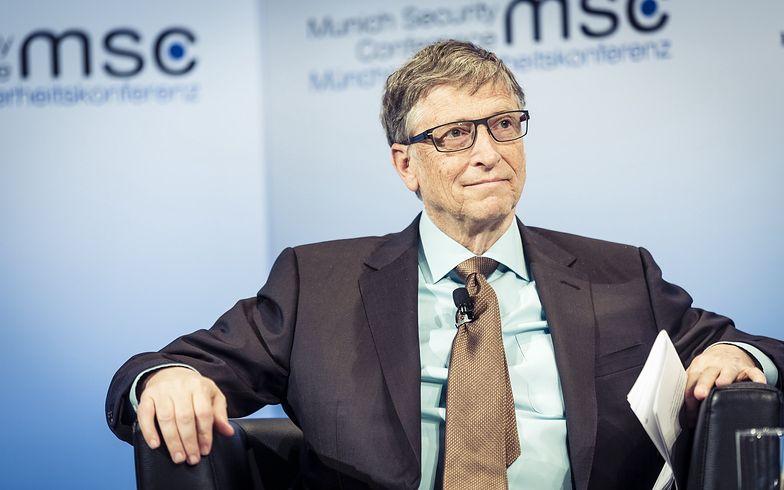 Bill Gates już kilka lat temu obawiał się wybuchu pandemii.