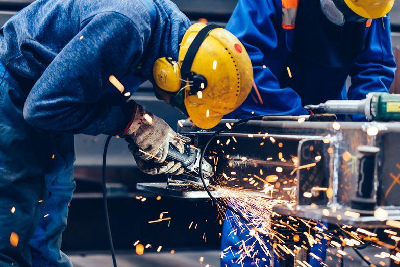 Produkcja przemysłowa idzie w górę. W miesiąc zwiększyła się o 4 procent