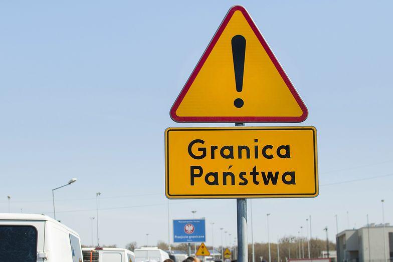 Granica Polski. Urzędnicy udaremnili przemyt. Wpadł kierowca ciężarówki