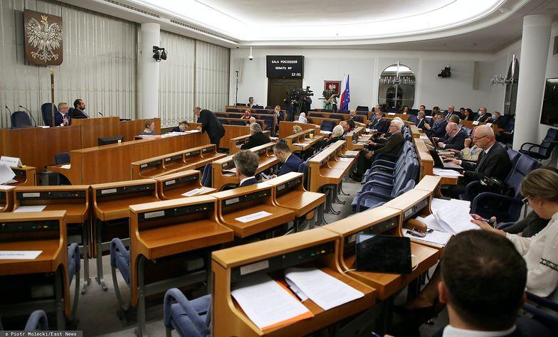 Senacka komisja wprowadziła kilka poprawek do ustawy o pomocy publicznej